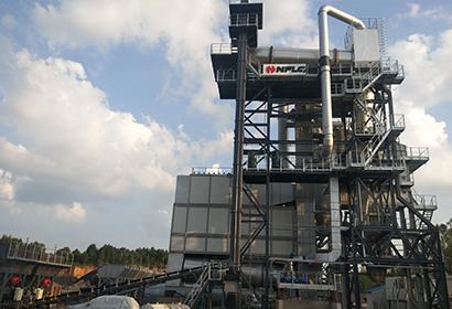 RLB型瀝青廠拌熱再生設備