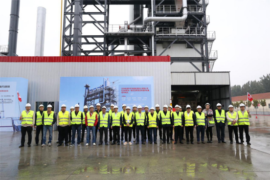 南方路机沥青混合料环保再生精细化生产应用技术与装备研讨会在天津成功举办
