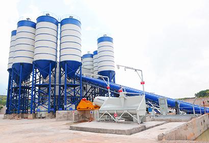 YCRP40系列湿混凝土回收设备