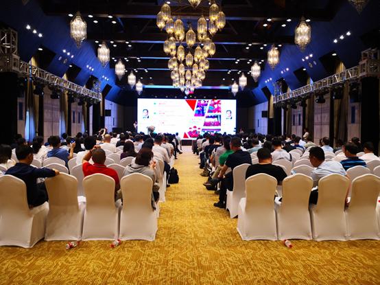 南方路机受邀参加首届中国国际特种砂浆高端论坛
