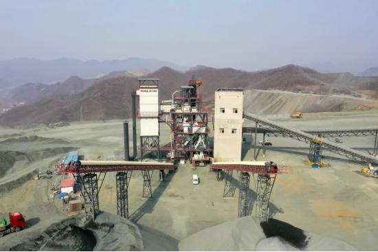 南方路机制砂设备助力东方矿业整体向规模化和专业化发展