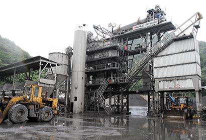 RLB型★沥青厂拌热再生设备