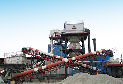 S3干式整形制砂設備