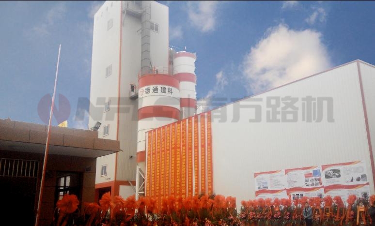 FBT3000高塔式干混砂浆搅拌设备