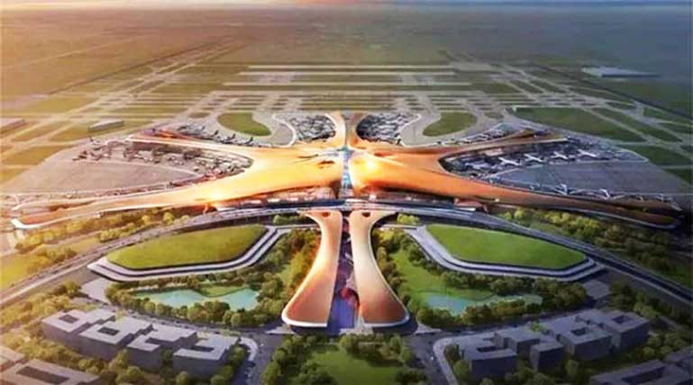 北京新机场