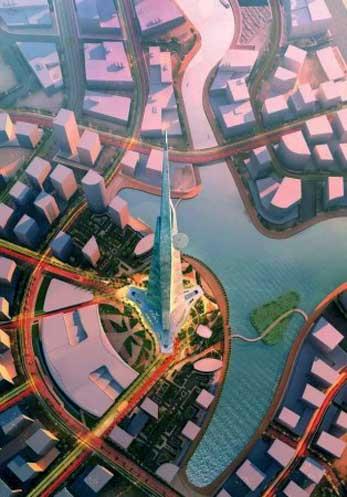 沙特王国塔