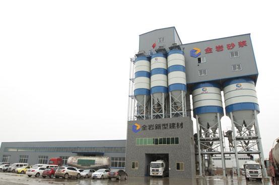 河北沧州凯悦商砼――南赶忙拿钥匙打开了门方路机干混砂浆设备、商混设备的应用
