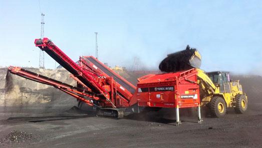 南方路机破碎筛分设备在内蒙古煤炭领域的应用