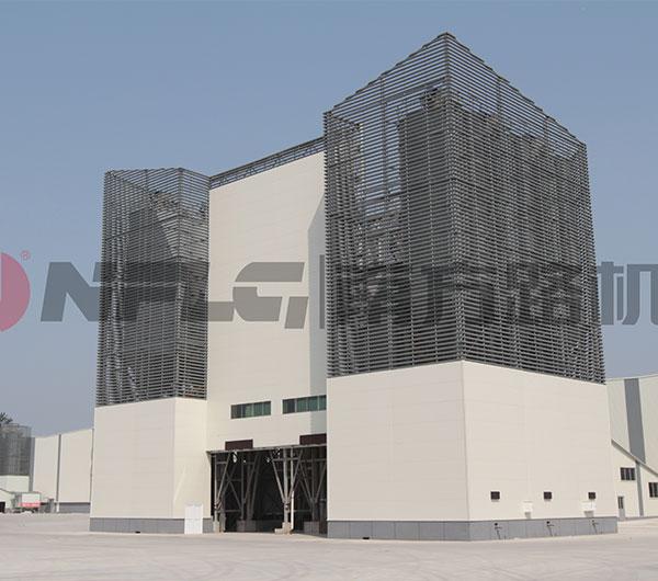 北京市政路桥集团大兴建筑垃圾处理厂――南方路机建筑垃圾再生∴处理设备的应用