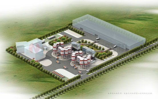 【快訊】南方路機混凝土攪拌站中標核電項目——國產品牌首次突圍進入核電領域