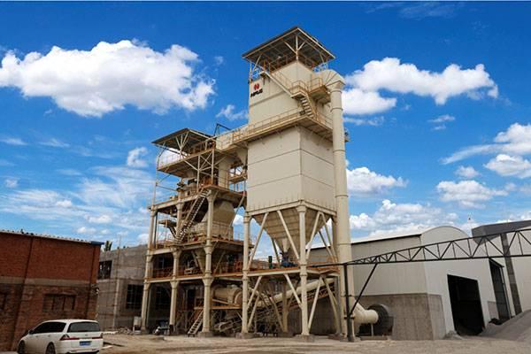 【工地报告】高品质机制砂 破解混凝『土降本之难――南方路机V7干式制砂设备在保定旗利公司的应用