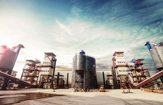 【工地报告】南方路机V7干式制砂设备+粉料处理设备在≡徐州金盟的应用