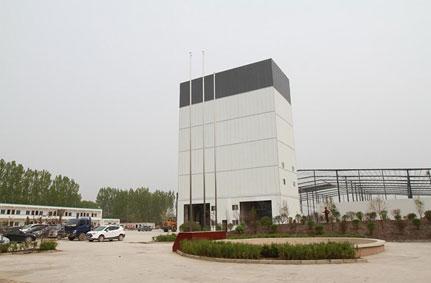 河南一建——南方路机2HZS240混凝土搅拌设备的应用