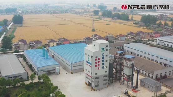 南方路机干混制砂整体解决方案应用于江苏汇嘉