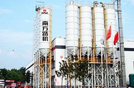 南方路机干混家族新成员-武汉林华建材科技有限公司