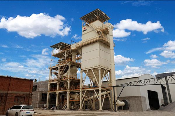【工地報告】高品質機制砂 破解混凝土降本之難——南方路機V7干式制砂設備在保定旗利公司的應用